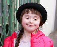 piękna dziewczyna portret Obraz Royalty Free