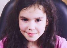 piękna dziewczyna trochę Obraz Royalty Free