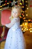 piękna dziewczyna trochę Fotografia Stock