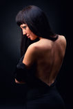 piękna elegancka kobieta zdjęcia royalty free
