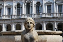 piękna fontanna obrazy stock