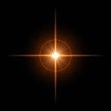 Piękna gwiazda Obraz Royalty Free