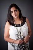 Piękna Indiańska kobieta Obraz Royalty Free