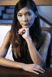 piękna japońska kobieta zdjęcia royalty free