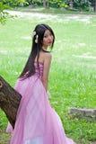 piękna japońska kobieta Obraz Stock