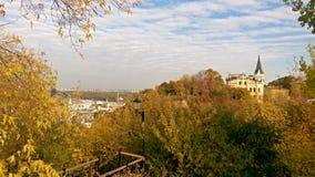 Piękna jesień Zdjęcie Royalty Free
