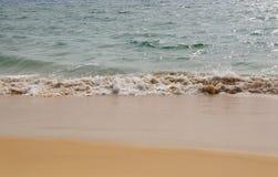 Piękna Karon plaża Obrazy Royalty Free