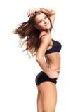 piękna kobieta bikini Fotografia Stock