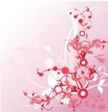 piękna koloru kwiatu zieleń Zdjęcia Stock