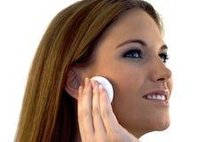 piękna kosmetyka makeup obraz royalty free
