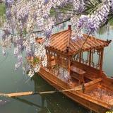 Piękna krajobrazowa fotografia znakomita cyzelowanie kamień Drewniany cyzelowanie obrazy royalty free