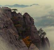 piękna krajobrazowa góry fotografia stock