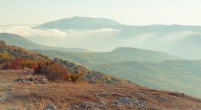 piękna krajobrazowa góry obraz royalty free