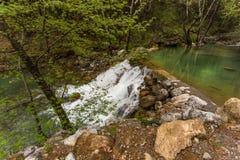 piękna krajobrazowa siklawa obrazy royalty free