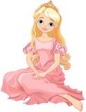 piękna księżniczka Zdjęcie Royalty Free