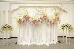 Kwiat dekoracja Zdjęcie Stock