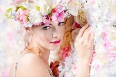 piękna kwitnienie zdjęcia stock