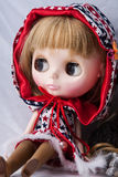 Piękna lala Zdjęcia Royalty Free