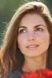 Piękna młoda kobieta Obraz Royalty Free
