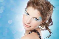 Piękna młoda kobieta zdjęcia stock