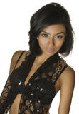 Piękna młoda kobieta zdjęcie stock