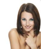 Piękna młoda kobieta Zdjęcia Royalty Free