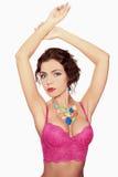 Piękna młoda seksowna ciało kobieta Fotografia Royalty Free