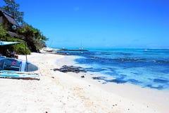 Piękna Mauritius wyspa zdjęcie royalty free