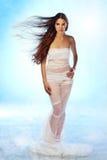 piękna mody kobieta obrazy royalty free