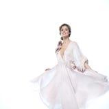 piękna mody kobieta Fotografia Stock