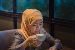piękna muzułmańska kobieta obrazy stock