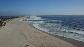 piękna na plaży zbiory wideo