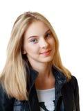 Piękna nastoletnia dziewczyna zdjęcia royalty free