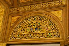 Piękna ornamentacyjna dekoracja Obraz Stock