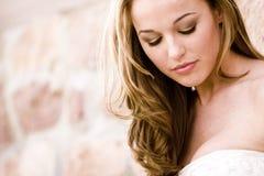 piękna panna młoda Obraz Stock