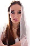 _ piękna panna młoda Obrazy Stock