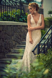 _ piękna panna młoda Zdjęcie Royalty Free