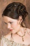 piękna panna młoda Zdjęcie Stock