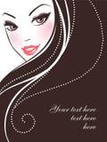 piękna pic kobieta ilustracji