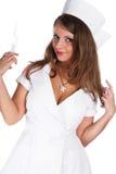 piękna pielęgniarka zdjęcie stock