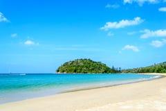 Piękna plaża, Tajlandia Obrazy Royalty Free