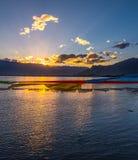 Piękna sceneria: Podróżować w Tybet Zdjęcie Stock