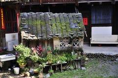 Piękna sceneria w Fujian obraz royalty free