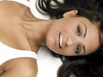 piękna seksowna kobieta zdjęcie stock