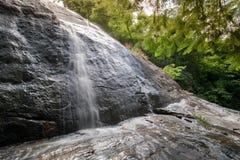 Piękna siklawa w chantaburi Asia gubernialnych południowych wschodach Asia Obraz Royalty Free