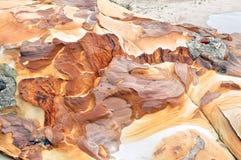 Piękna skała Fotografia Royalty Free