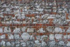 Piękna stara ściana jako tło Obraz Stock