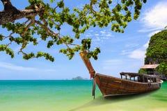 Piękna tropikalna plaża Obraz Royalty Free