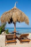 Piękna tropikalna plaża w Filipiny zdjęcia stock