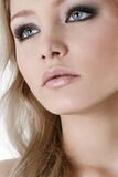 piękna twarz Obrazy Stock